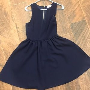Everly Navy dress from Lulu size Small